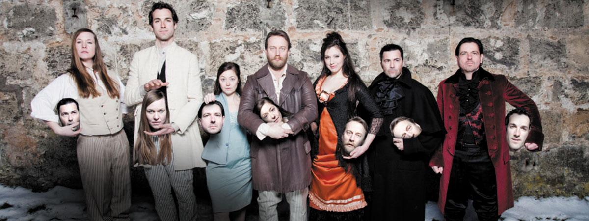 <b>Dantons Tod - Ein musikalisches Schauspiel</b>