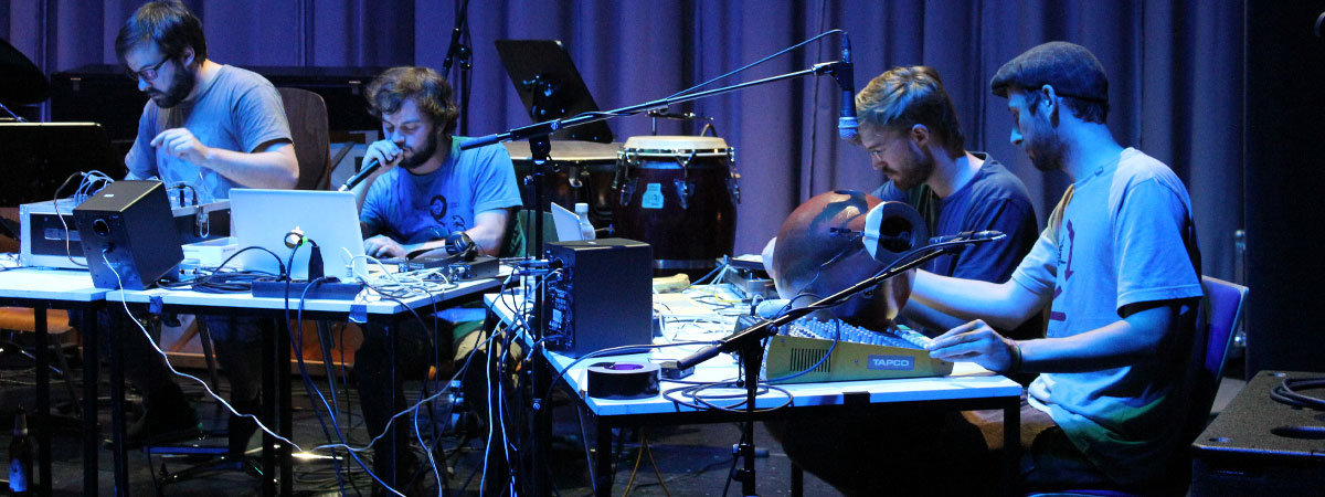 <b>New Noise - Musikdesign in Concert</b>